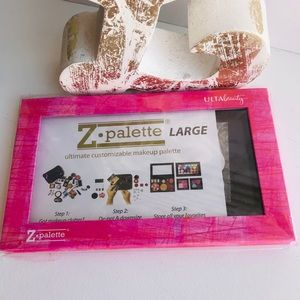 NWT ULTA Z-Palette Large with magnets